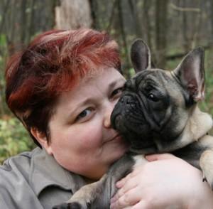 Татьяна Патлатюк, врач, кинолог, лектор